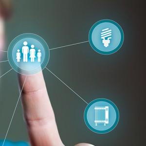 Partenaires d'Inffiniti en marketing des services et objets connectés, portée par Frédérique Finiti-Broisin